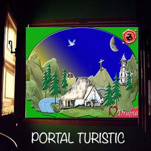 Banner turism drajna